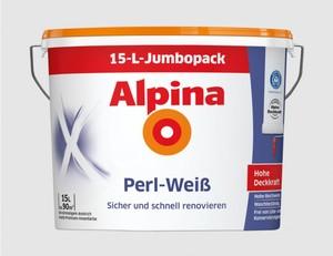 Alpina Perl-Weiß