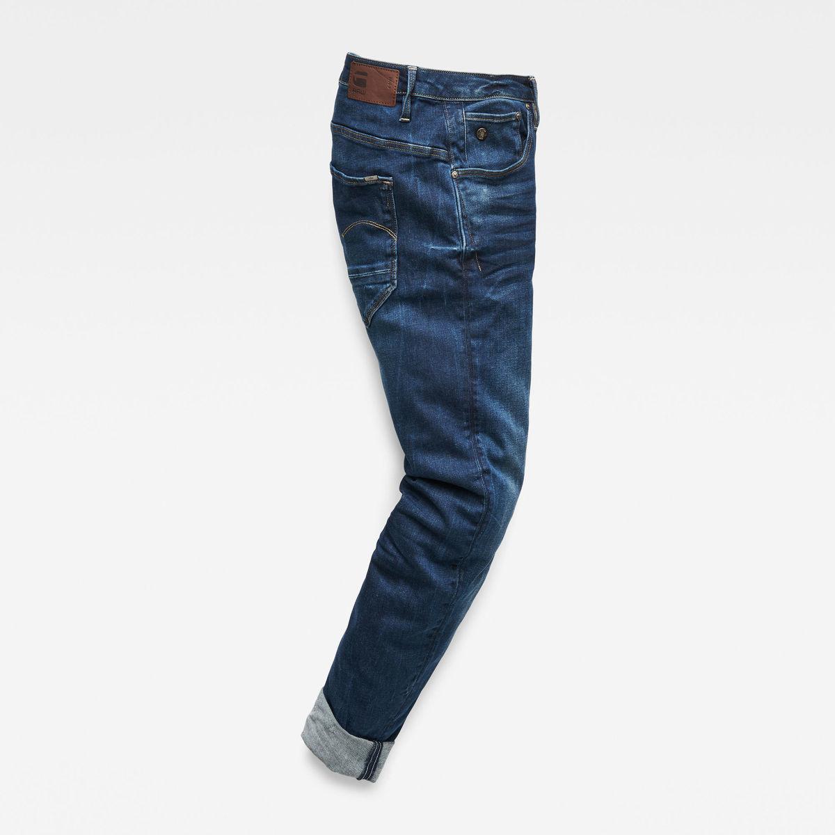 Bild 2 von Arc-Z 3D Kate Low Waist Boyfriend Jeans