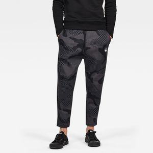 Rodis Camo Cropped Sweat Pants
