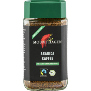 Mount Hagen Instant-Kaffee