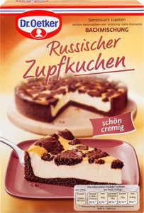 DR. OETKER  Kuchen-Backmischungen