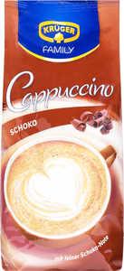 KRÜGER  Family Cappuccino oder Latte Macchiato