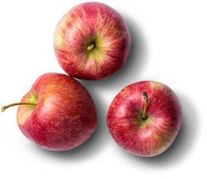 deutsche Tafeläpfel Cameo