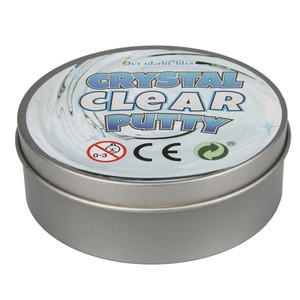 Crystal Clear Knete, in Dose, 60 g