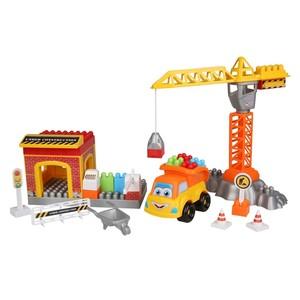 Kinder Spielset, Baustelle, 43 Teilig