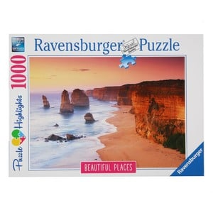 Ravensburger Puzzle, Beautiful Places, Great Ocean Road, 1000 Teile