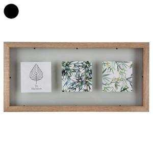 Bilderrahmen, Holz, 47,5 x 22,5 x 3 cm, verschiedene Farben