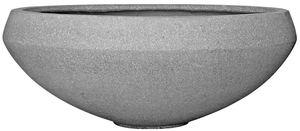 Tarrington House Pflanzschale ø 70 cm Grau Faserbeton - 16,25 kg Stück