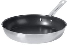 METRO Professional Edelstahlpfanne Ø 20 cm