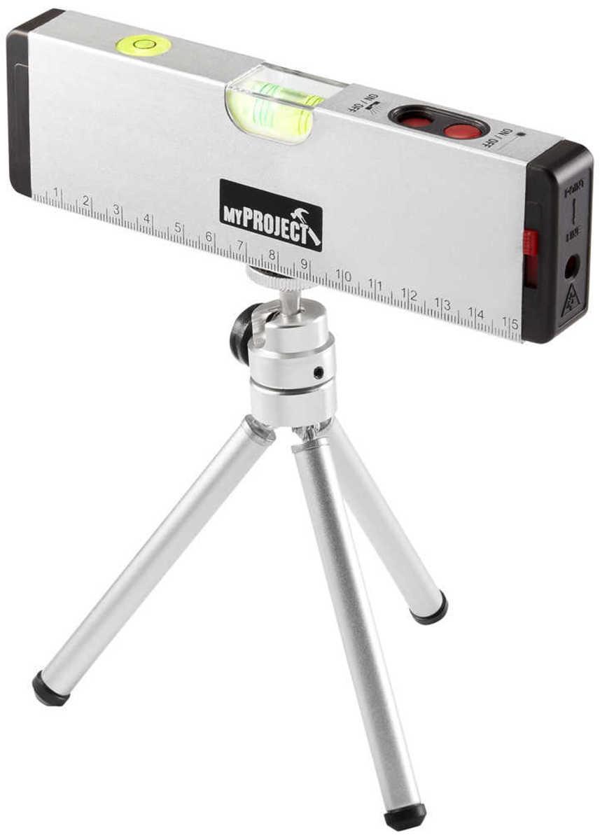 Bild 1 von Laser-Wasserwaage