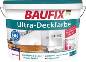BAUFIX  Ultra-Deckfarbe »Perlweiß seidenmatt«