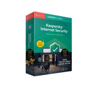 Kaspersky Internet Security 2 Geräte Limited Edition Minibox