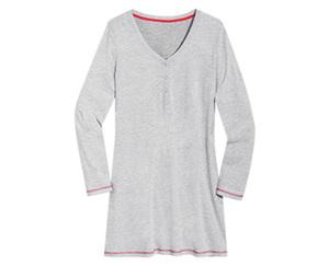 Skin to Skin Langarm-Sleepshirt