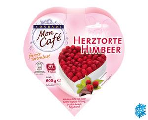 CONRADL Mon Café Herztorte Himbeer