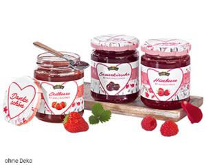 GRANDESSA Valentins-Fruchtaufstrich