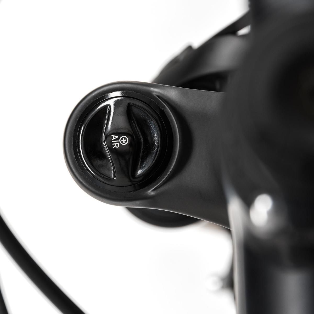 Bild 12 von E-MTB RR920 Performance CX 2018 500WH Alu schwarz/gelb
