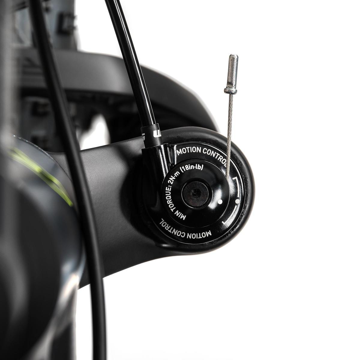 Bild 13 von E-MTB RR920 Performance CX 2018 500WH Alu schwarz/gelb