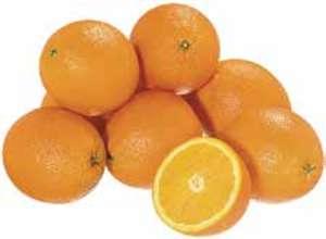 Spanien Orangen
