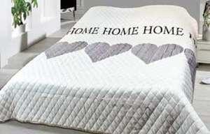Bett- und Sofaüberwurf