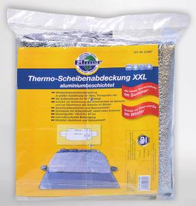 Thermo-Scheibenabdeckung