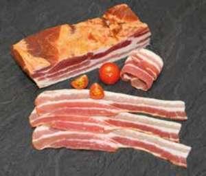 Bacon vom Schwein