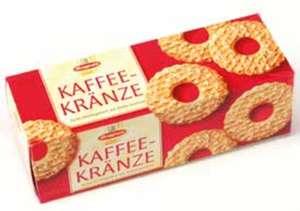 Borggreve 100g = 0.40 / 0.53 Kaffeekränze oder Goldringe