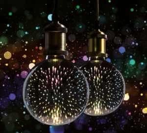 Leuchtmittel 3D LED