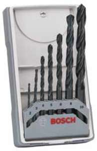 BOSCH HSS-R Bohrerset 7-tlg.