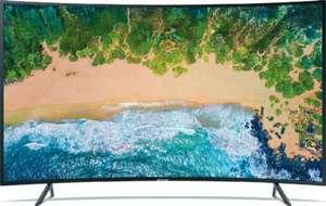 """Samsung 55"""" Curved-UHDLED- Fernseher 55NU7379"""