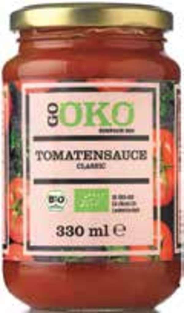 GO ÖKO Tomatensauce