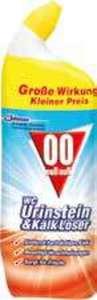 00 null null Urinstein- und Kalklöser WC-Reiniger
