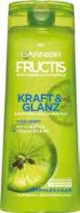 Garnier Fructis Shampoo oder Spülung