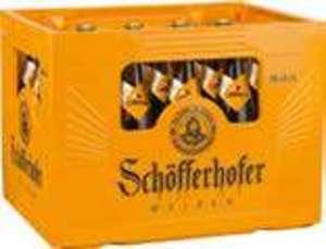 Schöfferhofer Bier Hefeweizen oder Hefeweizen alkoholfrei