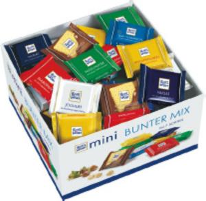 Ritter Sport Schokolade Mini Bunter Mix