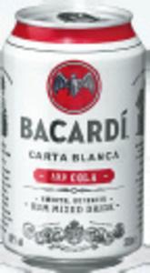 Bacardi & Cola/Cuba Libre