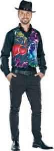 Weste Bubble Karneval Kostüm