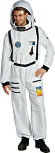 Karneval Herren-Kostüm Astronaut