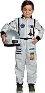 Karneval Kinder-Kostüm Astronaut