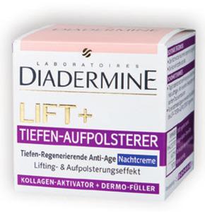 Diadermine Pflege-Serie Tiefen-Regenerierende Nachtcreme