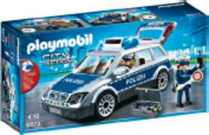playmobil 6873 Polizei- Einsatzwagen