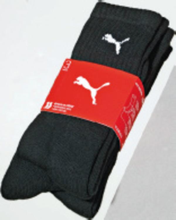 PUMA 3er Pack Sport-, Kurzschaft-, oder Sneakersocken
