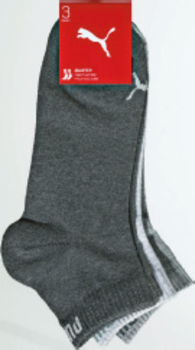 Bild 2 von PUMA 3er Pack Sport-, Kurzschaft-, oder Sneakersocken