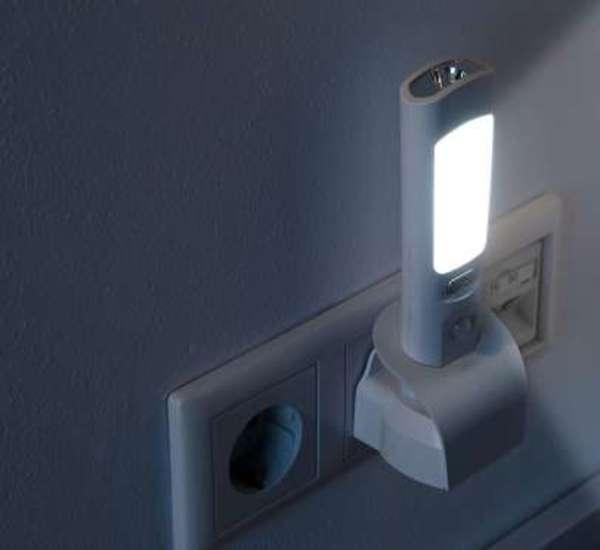 """""""smartwares"""" LED-Nachtlicht/Notlicht"""