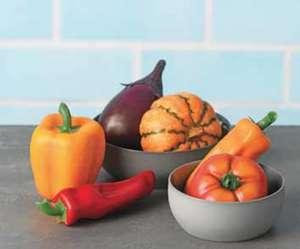 2er-Pack Künstliches Gemüse