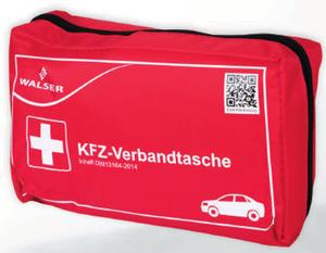 Walser KFZ Verbandtasche