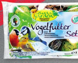 Wintervogelfutter-Set
