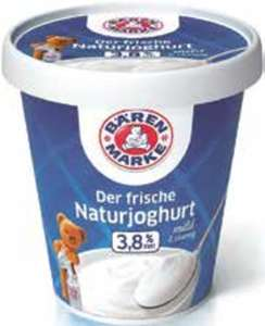Bärenmarke Frischer Naturjoghurt