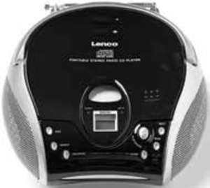 Lenco Stereo-Radio FM