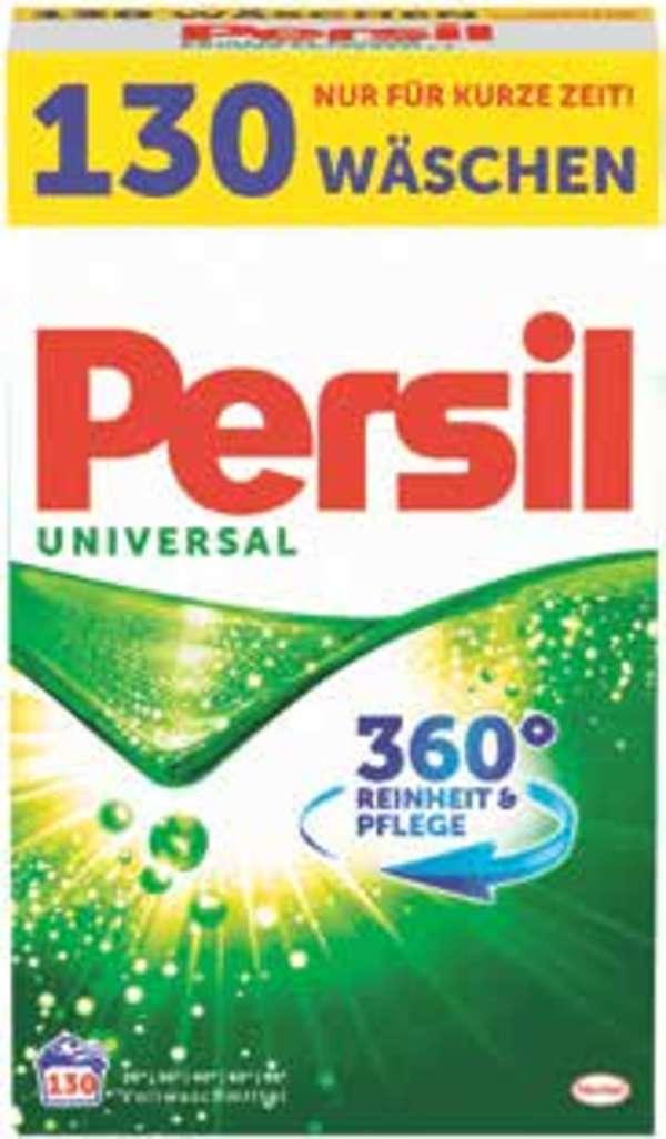 Persil Universal Waschmittelpulver