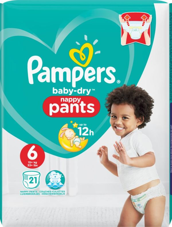 Pampers New Born Angebot